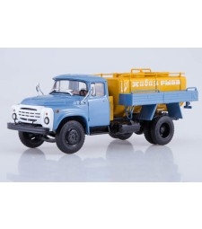 Live Fish Tanker ACZHR (ZIL-130) - Blue-Yellow