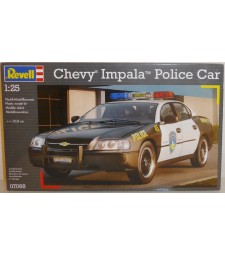 1:25 Chevy Impala & accessories