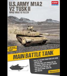 """1:35 U.S. ARMY M1A2 """"TUSK II""""  LE"""