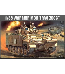 1:35 WARRIOR MCV IRAQ 2003