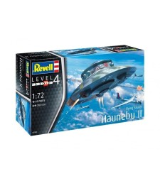 1:72 Scale Flying Saucer Haunebu II