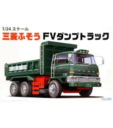 1:24 Mitsubishi Fuso Dump TruckV-10 360PS 10 ton