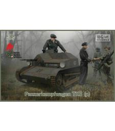1:35 PanzerkampfwagenTKS(p)