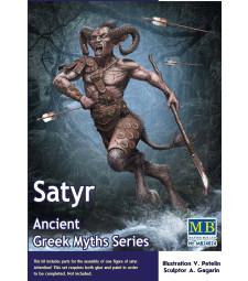1:24 Ancient Greek Myths Series. Satyr