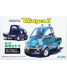 1:24 ID-114 '58 daihastu mizete R type/D type