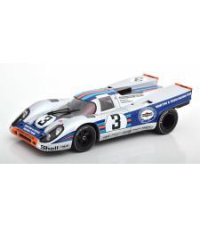 Porsche 917K Winner 12h Sebring Elford/Larousse 1971 Martini