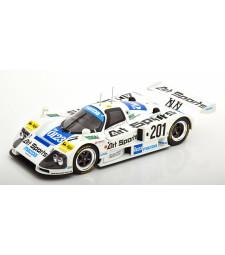 Mazda 787 B No.201, 24h Le Mans Kennedy / Dieudonne / Johansson 1990