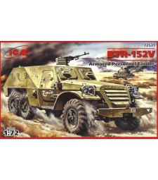 1:72 BTR-152V, Armoured Personnel Carrier