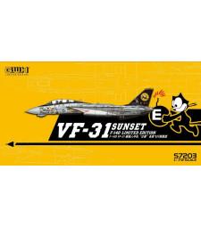 "1:72 US Navy F-14D VF-31 ""Sunset"""