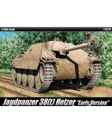 1:35 HETZER EARLY PRODUCTION