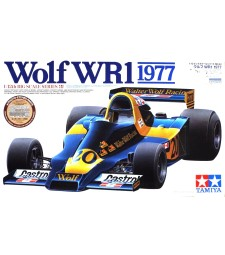 1:12 Wolf WR1 1977 - w/Photo Etched Parts