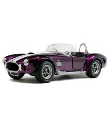 A/C COBRA 427 MKII 1965 PURPLE/WHITE