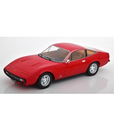 Ferrari 365 GTC4 Interieur brown 1971 red Limited Edition 750 pcs.