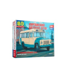 KAVZ-3270 bus - Die-cast Model Kit