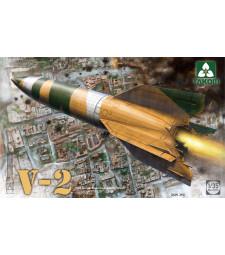 1:35 WWII German Single Stage Ballistic Missile V-2