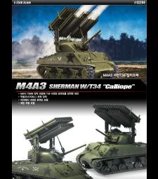 1:35 M4A3 SHERMAN CALLIOPE