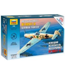 1:72 Messerschmitt Bf 109F-2