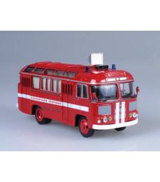 PAZ-672M Fire Headquarters Bus
