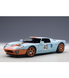 Ford GT LM 2004 Gulf Livery #40