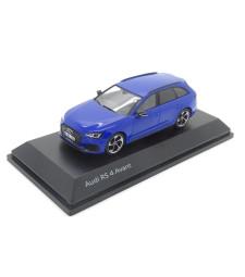 Audi RS 4 Avant - Nogaro Blue