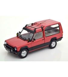 Talbot Matra Rancho X 1977-1983 red metallic