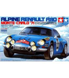 1:24 Renault Alpine A110 '71 - Monte Carlo