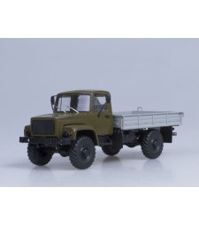 GAZ-3308 4x4 Military Version