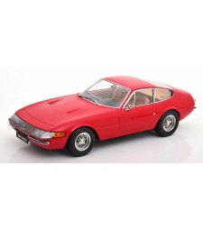 Ferrari 365 GTB Daytona Coupe 1.series 1969 red