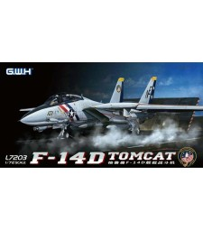 1:72 F-14D US Navy VF-2 Bounty Hunters