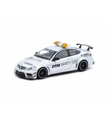 Mercedes Benz C63 AMG Coupe Black Series DTM Safety Car, White