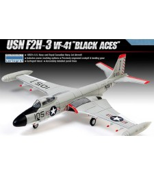 "1:72 USN F2H-3 ""VF-41 BLACK ACES"""