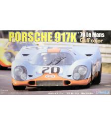 1:24 Porsche 917K 1970 Le Mans #20 - Gulf Colours