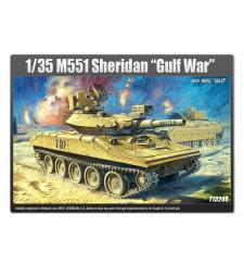 1:35 M551 SHERIDAN GULF WAR   WA