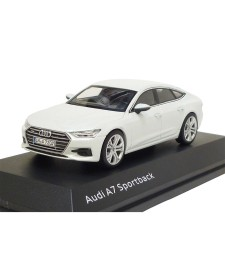 Audi A7 Sportback - Glacier  White