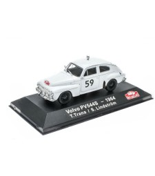 Volvo PV544S - 1964 T.Trana / S. Lindstrom - ATLAS Editions Collection