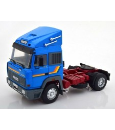 Iveco Turbo Star 1988 blue Limited Edition 400 pcs.
