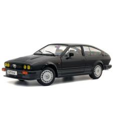 ALFA ROMEO GTV6 - BLACK 1984