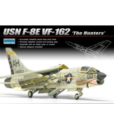 "1:72 F-8E VF-162 ""THE HUNTERS"""
