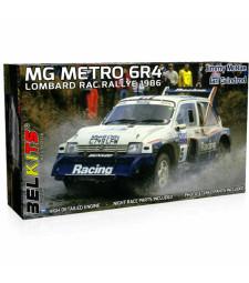 1:24 MG Metro 6R41986