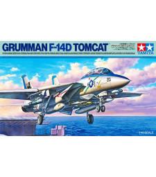 1:48 Grumman F-14D Tomcat - 2 figures