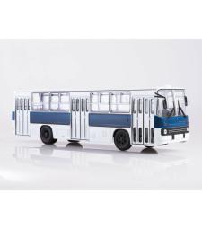 Ikarus-260 city bus /white-blue/