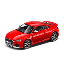 Audi TT RS Coupe - Catalunya Red
