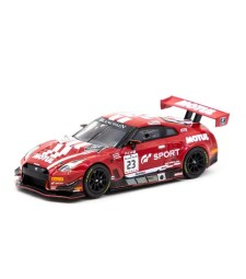 Nissan GTR Nismo GT3 #23 Blancpain GT Series Endurance Cup Preseason Testing #23