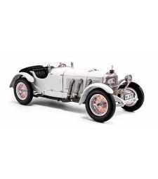 Mercedes-Benz SSK, 1930 white, L.E. 1000