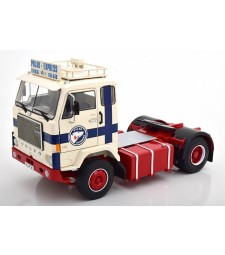 Volvo F88 Polar Express 1965 white/blue/red, Limited Edition 700 pcs.
