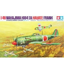 1:48 Nakajima Ki-84-Ia Hayate (Frank)