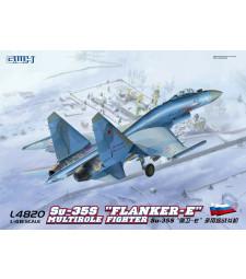 """1:48 SU-35S """"Flanker E"""" Multirole Fighter"""