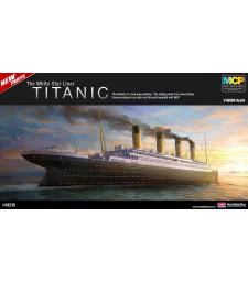 "1:400 TITANIC ""WHITE STAR LINER"" MCP"