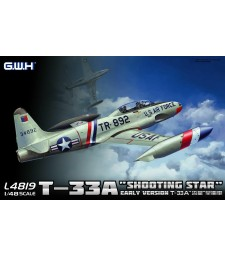 1:48 T-33A Early Version