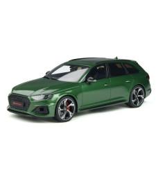 2020 AUDI RS4 AVANT SOMONA GREEN